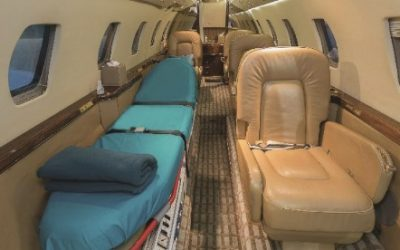 Evacuation Sanitaire by Private Jet