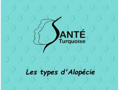 Les Types d'Alopécie